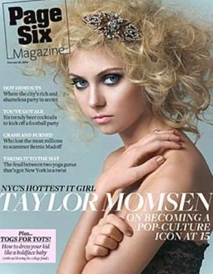 Taylor Momsen: Ludzi powinno g... obchodzić, co ja robię