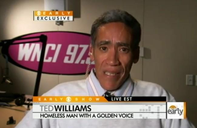 Ted Williams trafił na odwyk