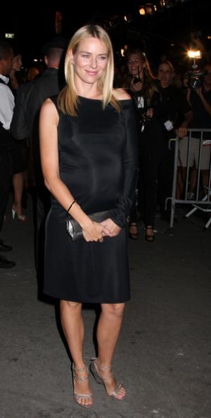 Naomi Watts już niedługo urodzi