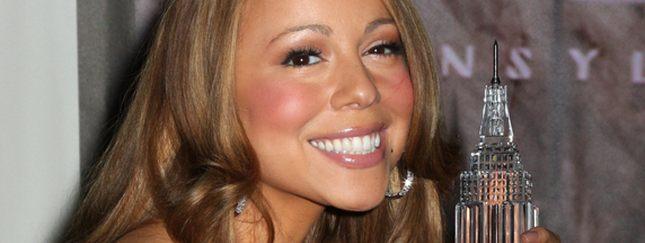 Mariah Carey w miesiąc miodowy zabrała makijażystkę