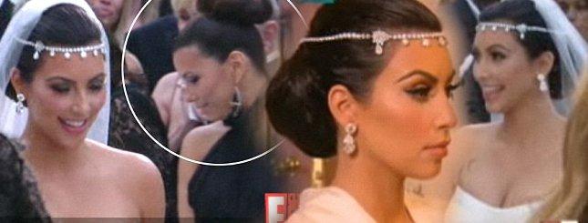 Kim Kardashian jak wschodnia księżniczka (FOTO)
