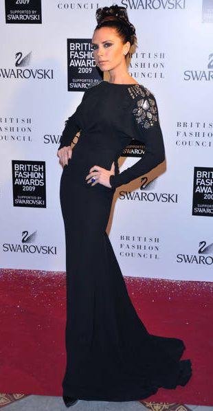 Victoria Beckham je tylko trzy kęsy