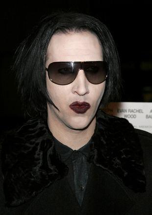 Marilyn Manson ma świńską grypę