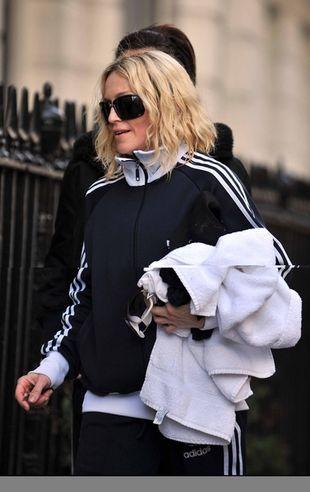 Każdy zostawia Madonnę