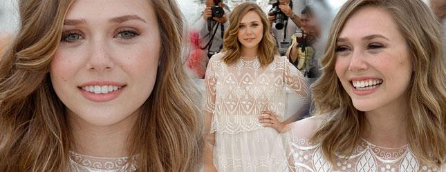 Elizabeth Olsen w Cannes (FOTO)