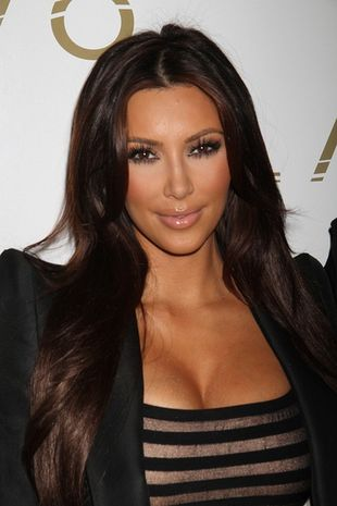Kim Kardashian nagrywa teledysk z Kanye Westem