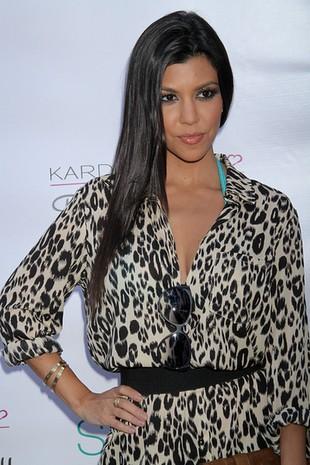 Kourtney Kardashian robi biznesy bez sióstr (FOTO)