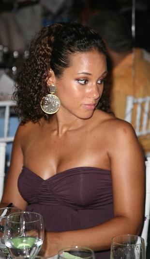 Alicia Keys każe pasierbom męża mówić do siebie mamo