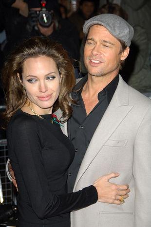 Brad Pitt dba o siebie