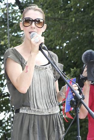 Celine Dion w Krakowie (FOTO)
