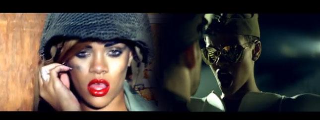 Hard - najnowszy teledysk Rihanny (VIDEO + FOTO)