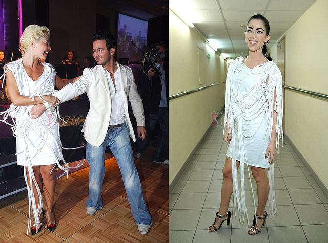 Szabatin i Kukulska w identycznej sukience (FOTO)