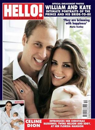 Książę William i księżna Catherine w podróży poślubnej