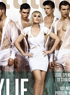 Kylie Minogue: Ucieknę z ukochanym i weźmiemy cichy ślub