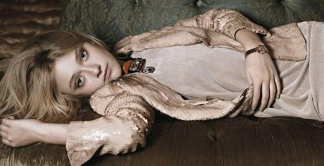Dakota Fanning zmienia się w kobietę (FOTO)