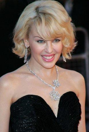 Kylie Minogue szuka gotującego faceta