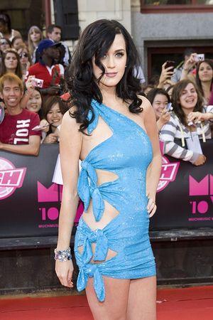 Katy Perry marzy o roli w serialu Glee