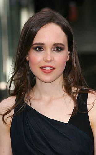 Ellen Page może jeszcze nie wygląda jak gwiazda... (FOTO)