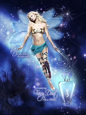 Bajkowe perfumy Paris Hilton