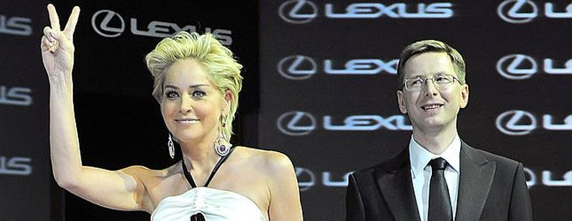 Sharon Stone na Lexus Fashion Show (FOTO)