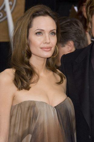 Nie było starcia Angeliny i Jennifer