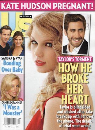 Taylor Swift na obiedzie z Jake'iem Gyllenhaalem