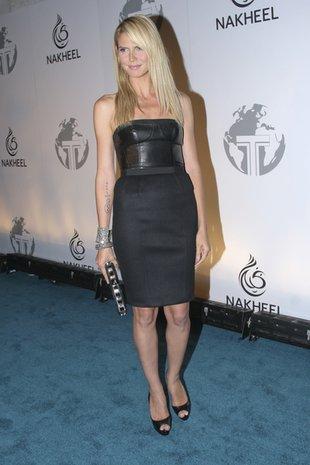 Jak Heidi Klum trzyma linię