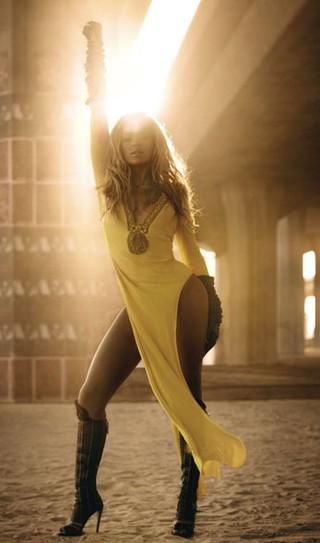 Beyonce na trzech okładkach magazynu W (FOTO)