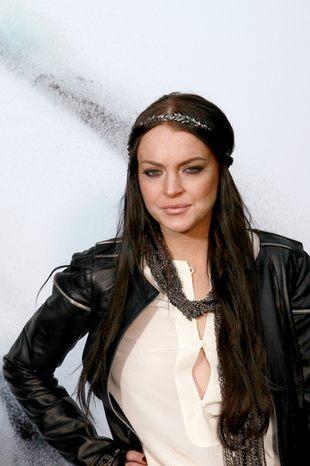 Lindsay Lohan z kokainą? (FOTO)