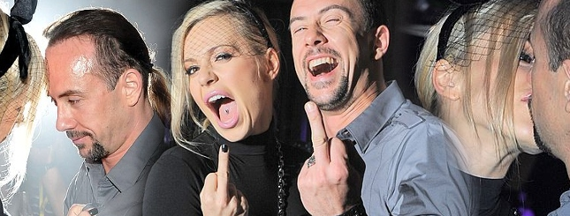 Doda owinęła sobie Nergala wokół palca (FOTO)