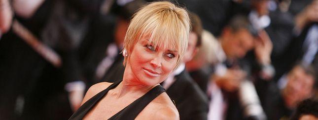Sharon Stone zamówiła botoks dla 8-letniego syna