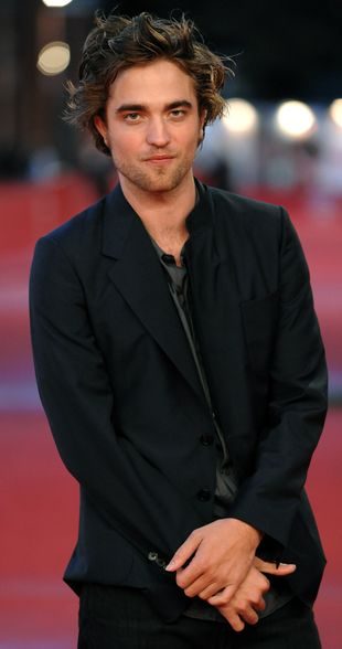 Robert Pattinson śmierdzi