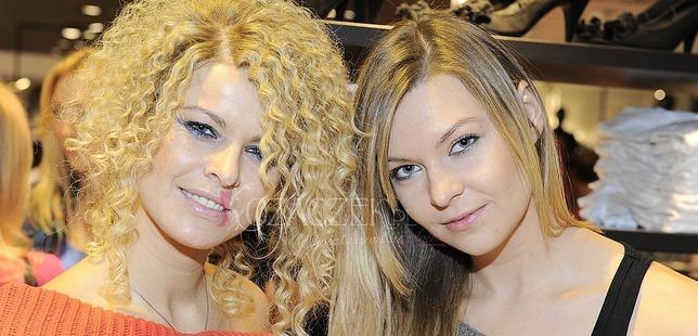 Marta Wiśniewska z siostrą na zakupach (FOTO)