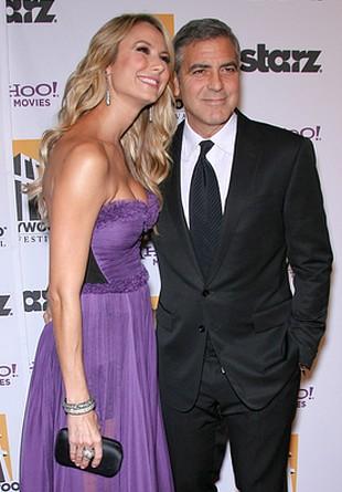Czy George Clooney wygląda na zakochanego? (FOTO)