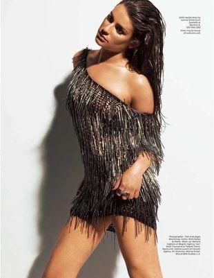 Piękna Lea Michele w magazynie ASOS (FOTO)