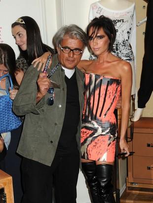Victoria Beckham zakłada agencję modelingu w Nowym Jorku