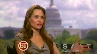 Angelina Jolie chętnie zagrałaby czarownicę u Burtona