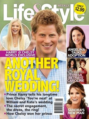 Książę Harry dojrzewa do małżeństwa?