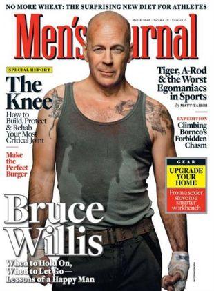 Pachnieć jak Bruce Willis?