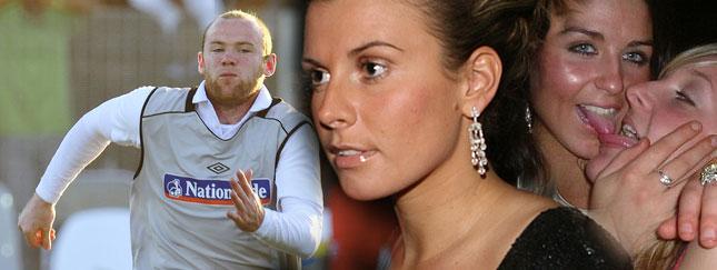 Wayne Rooney - seks skandal z prostytutką!