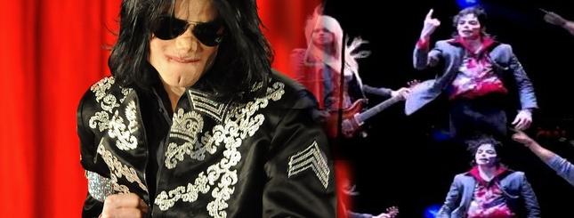 Ostatni taniec Michaela Jacksona (VIDEO)