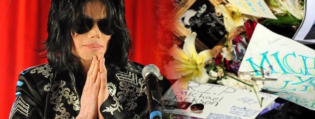 Bilety na ceremonię pogrzebową Jacksona