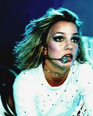 Britney Spears - to nie była peruka