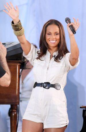 Alicia Keys zwolniła menedżera
