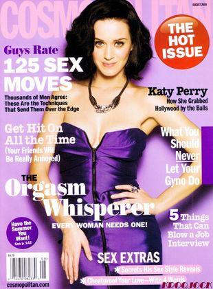Katy Perry dla Cosmopolitan (FOTO)