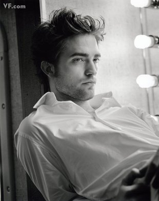Robert Pattinson to facet bez jaj?
