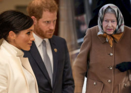 Królowa ma DOŚĆ – wypędziła Meghan i Harry'ego z pałacu