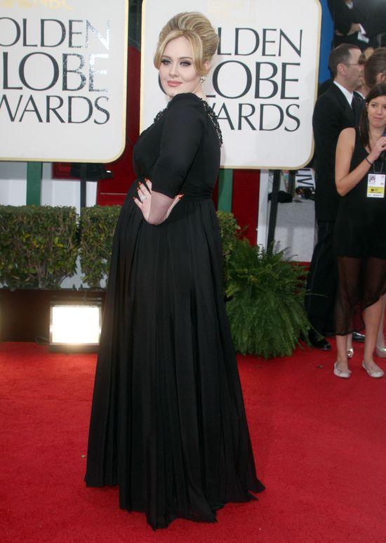 Adele do 100 brakuje 10 kilogramów.