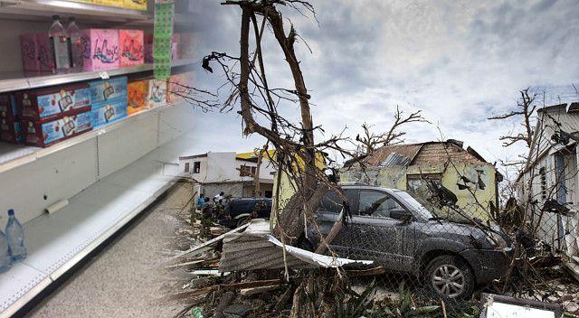 Huragan Irma spustoszył Karainy, Floryda szykuje się na atak