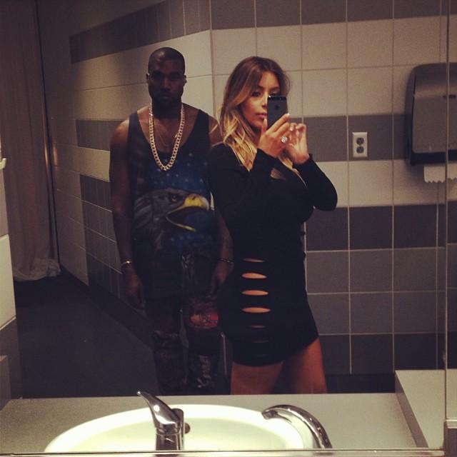 Kim Kardashian radzi, jak zrobić focię z rąsi (VIDEO)